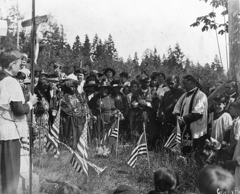 Chief Seattle Days The Suquamish Tribe